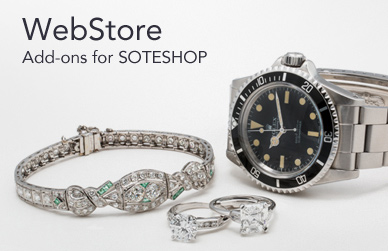 Webstore - add-ons for SOTESHOP
